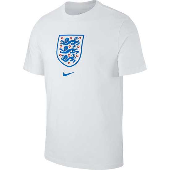Nike England T-Shirt EM 2021 Weiß