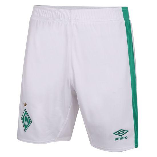 Umbro SV Werder Bremen Shorts 2020/2021 Heim Kinder