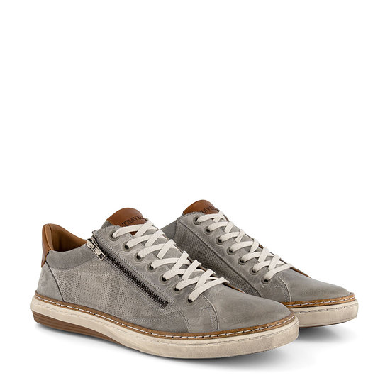 TRAVELIN OUTDOOR Sneaker Coventry grau