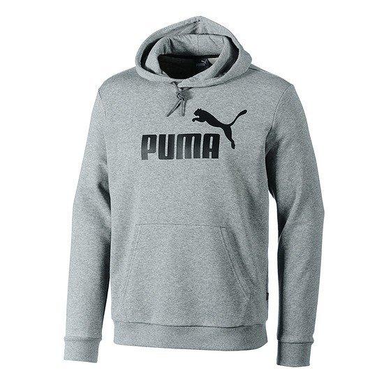 Puma Hoodie ESS No1 Logo TR grau