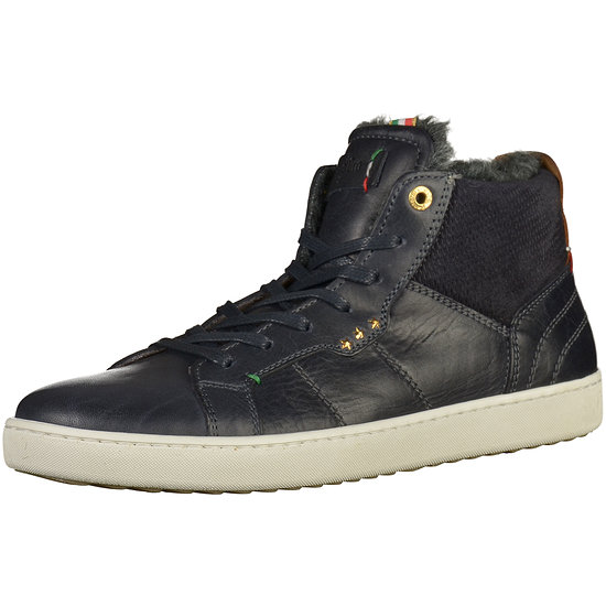 Pantofola d'Oro Sneaker High Leder dress blues