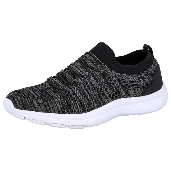 Lico Sneaker Siena schwarz/grau