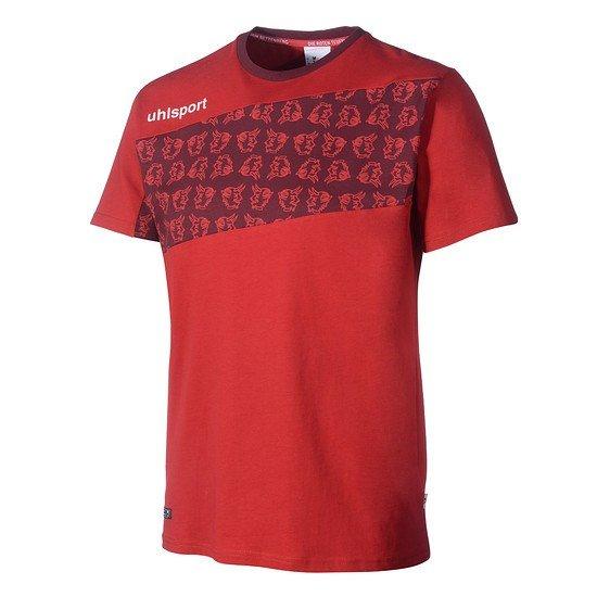 uhlsport 1. FC Kaiserslautern T-Shirt Basic rot