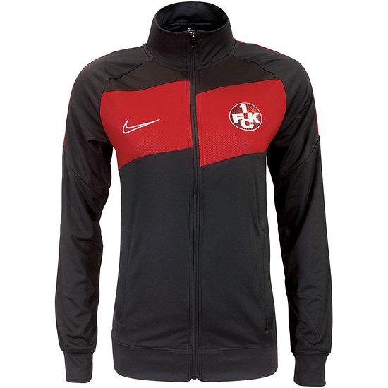 Nike 1. FC Kaiserslautern Trainingsjacke 2020/2021 Grau/Rot