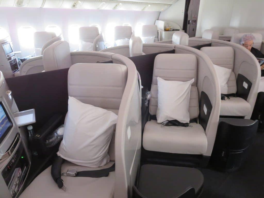 Ein Prämienflug in der Air New Zealand scheitert oft an fehlenden Verfügbarkeiten