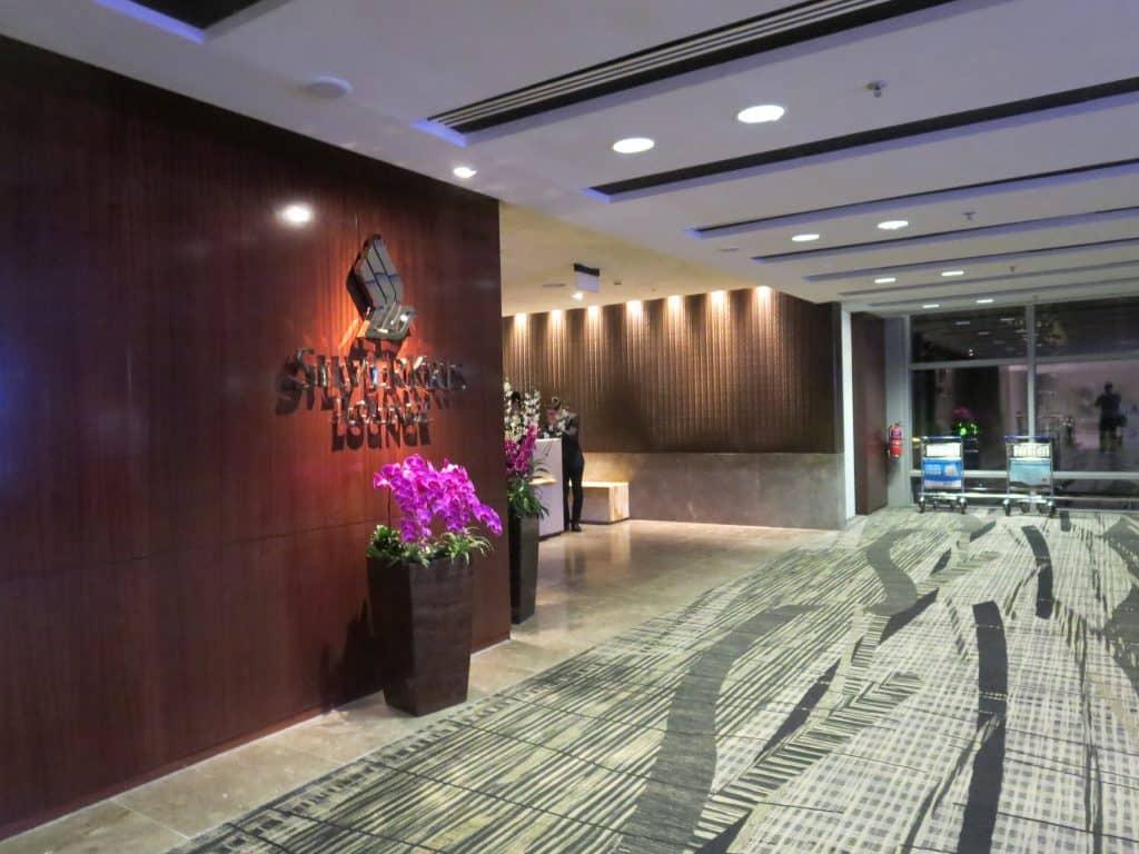 Singapore Airlines KrisFlyer Lounge Terminal 3