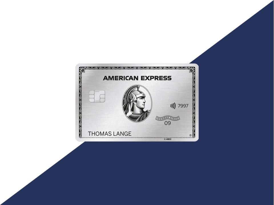 American Express Platinum Kreditkarte Beitragsbild