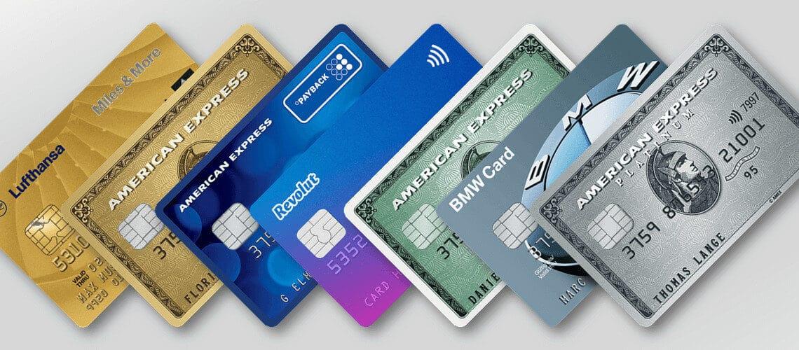 Slider Kreditkarten Detuschland