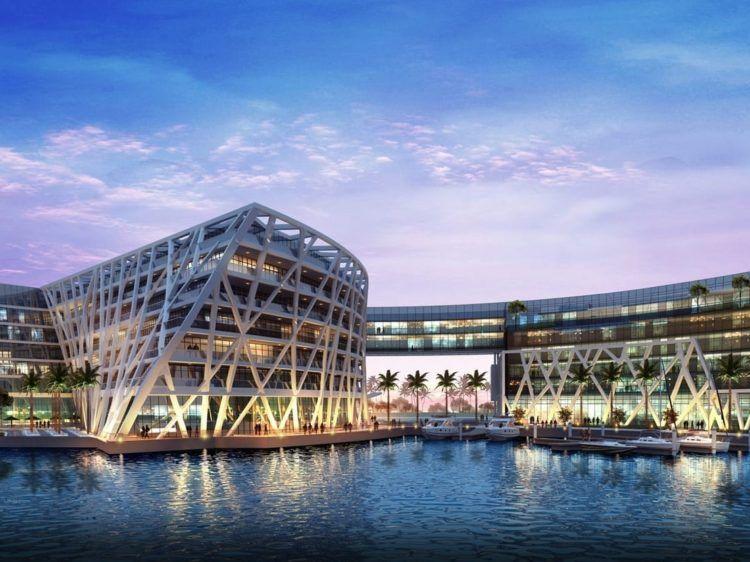 The Abu Dhabi EDITION ist Teil unserer EDITION Hotels Liste