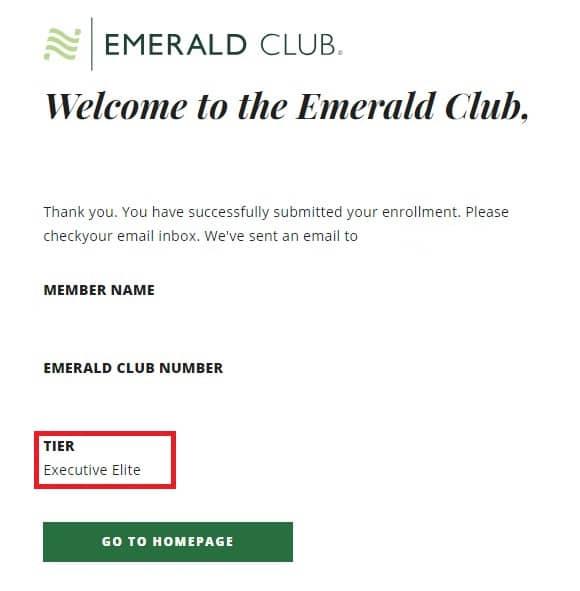 Top Tier Status durch einfache Registrierung - Wäre es doch immer so einfach ;)