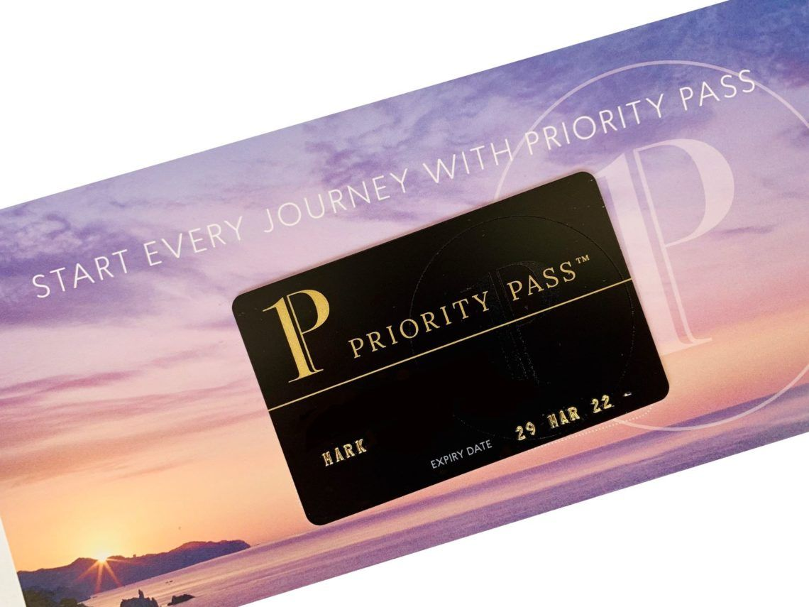 American Express Platinum Priority Pass