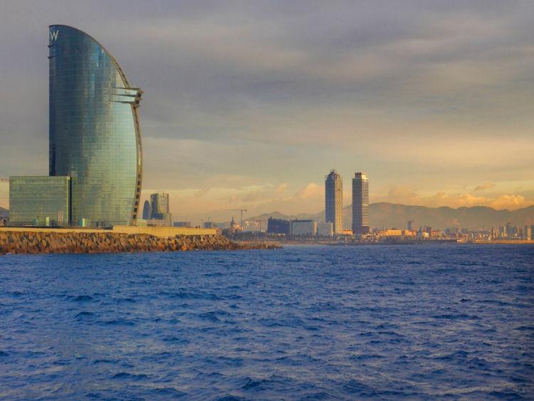 W Barcelona Marriott Punkte einlösen