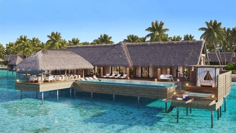 Waldorf Astoria Maldives Ithaafushi &copy Waldorf Astoria