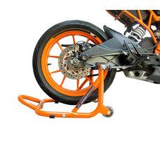 Rear Paddock Stand - Dismantlable Orange
