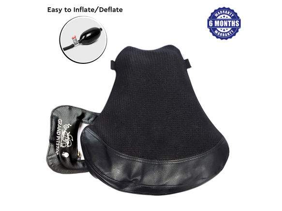 GRAND PITSTOP Bike air Cushion seat (Sports)