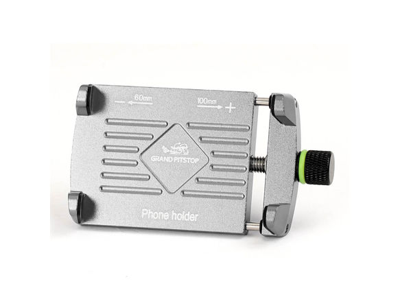 GrandPitstop Claw-Grip Mobile Holder Mount - Silver