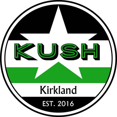 Kush - Marijuana Dispensary  Logo
