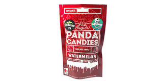 CBD Sour Watermelon Panda Candies 10:1 Product Image
