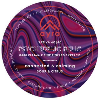 Psychedelic Relic Product Image