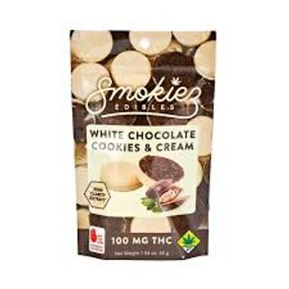White Chocolate Cookies & Cream Product Image