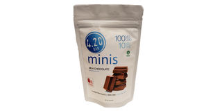 420 Mini Milk Chocolate CBD 10:1 Product Image