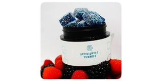 Blue Raspberry Affinisweet Yummies Product Image
