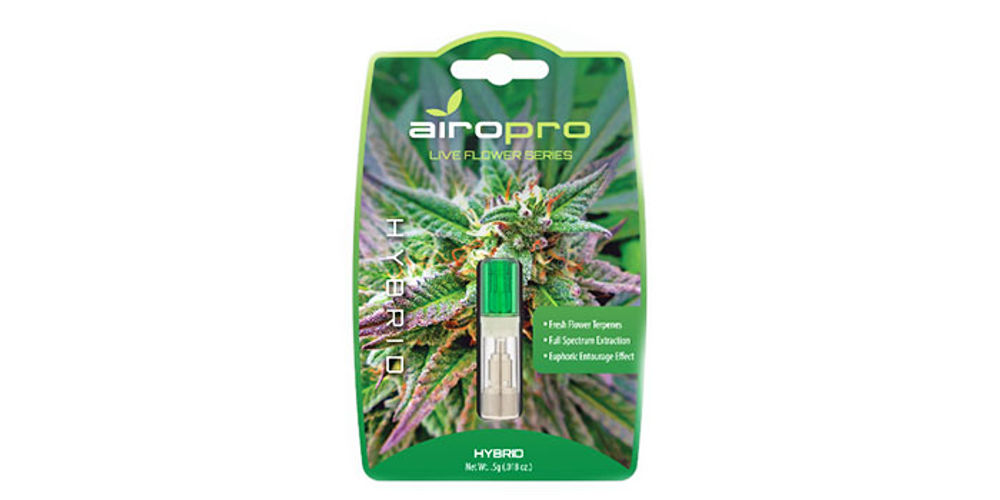 White Rhino Live Flower Series Product Image