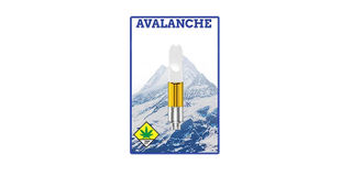 Avalanche Super Lemon Haze Cartridge 1g Product Image