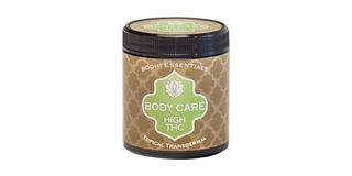High THC Body Care Topical Product Image