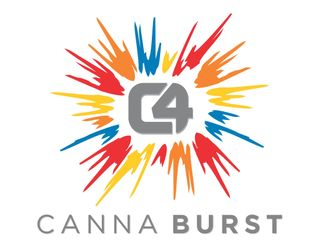 Canna Burst - Pineapple Pucker Indica Fruit Chews Product Image