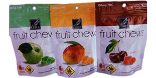 Green Apple Soft Chews Product Image