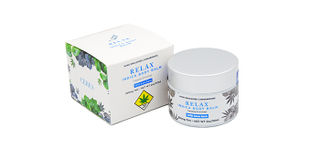 Relax Indica Body Balm Product Image