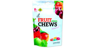 Assorted Sativa Fruit Chews Product Image