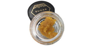 Legend of Nigeria Live Resin Sugar Product Image