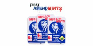 Peppermint Impeach Mints Product Image