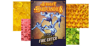 Acrobat Hard Candies - Sour Grape Product Image