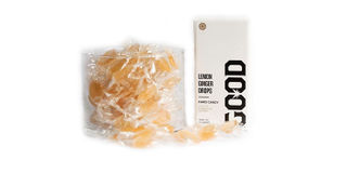 Lemon Ginger Drops - Indica Product Image