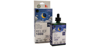 Water Tincture - Relief 1000 PM Product Image