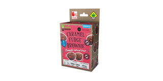 Caramel Fudge Brownie Bites Product Image