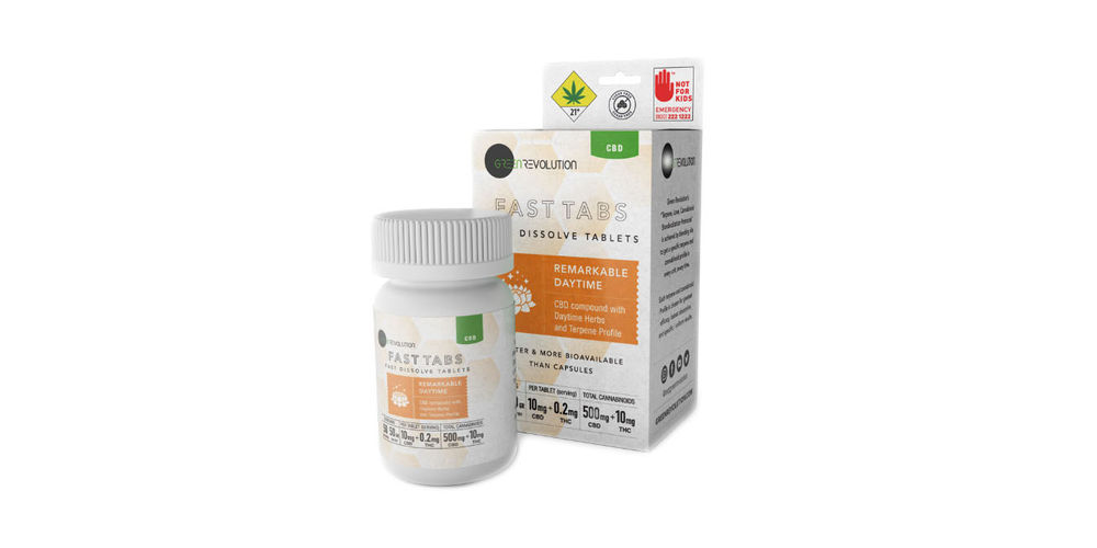 Remarkable Daytime Fast Tabs Product Image