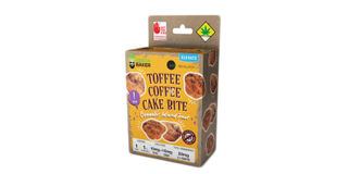 Toffee Coffee Cake Bites 1:1 Product Image
