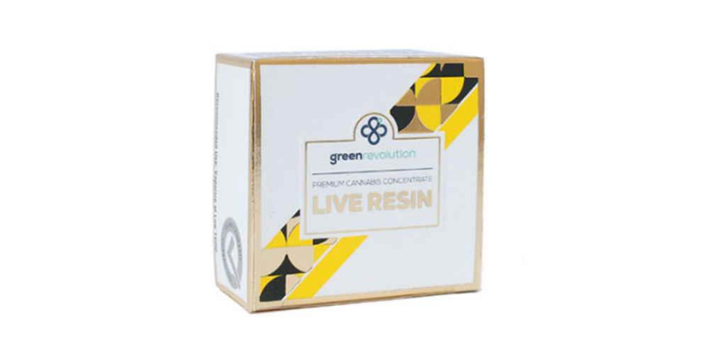 Fly Live Resin Product Image