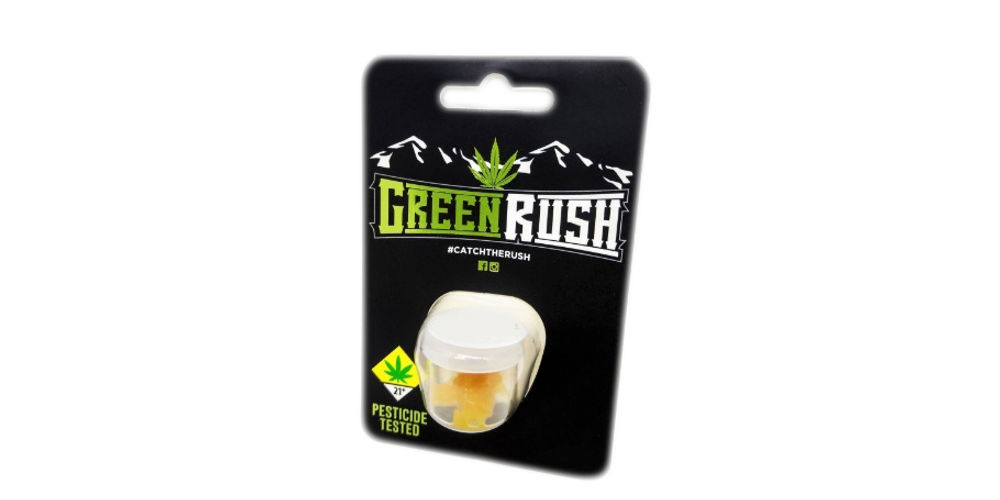 Cherry Pie Live Resin Sugar Wax Product Image