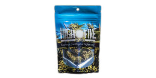 OG Ghost Train Haze Popcorn Buds Product Image