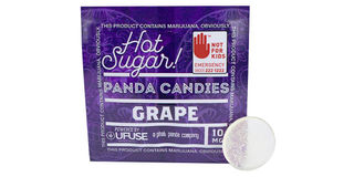 Grape Panda Candies Product Image