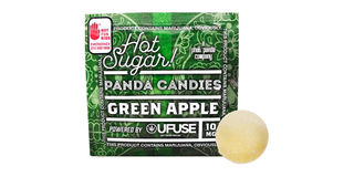 Sour Green Apple Panda Candies Product Image