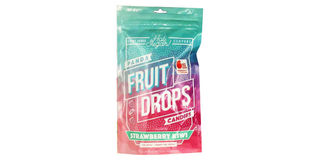 CBD 1:1 Strawberry Kiwi Fruit Drops Product Image