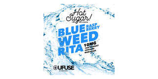 Blue Raspberry Weed Rita Product Image