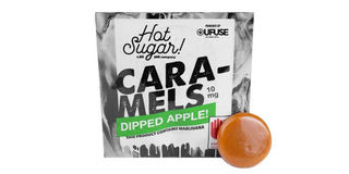 Dipped Apple Caramels Product Image