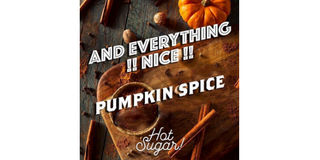 Pumpkin Spice Sugar Product Image